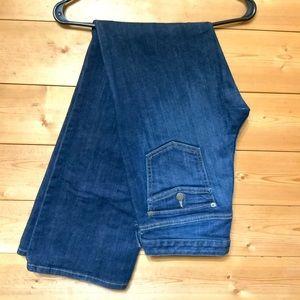 Banana Republic boot cut jeans size 10R EUC